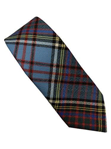 9786040218780: Gents Tartan Neckties 100% Wool, Made in Scotland (Anderson Modern)