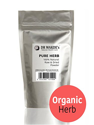 9786040339768: Tulsi Powder (Holy basil), Organic Raw - 500g