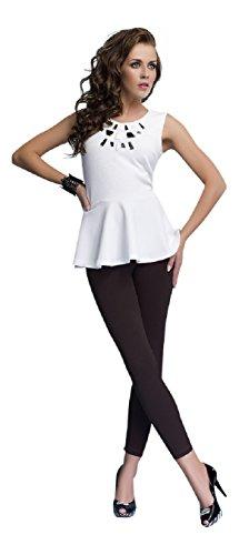 9786040601889: Women Cotton Full Ankle Length Leggings