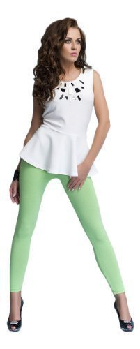 9786040602398: Women Cotton Full Ankle Length Leggings