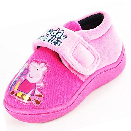 9786040826923: Peppa Pig , Chaussons pour fille 9 UK