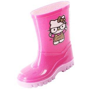9786040827265: Hello Kitty - Botas de Agua Para Niña 27