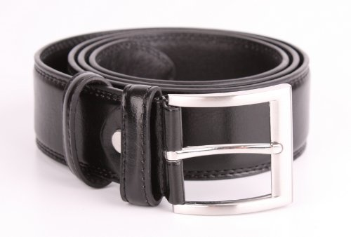9786040870018: Real Leather Jeans Belt 1.5