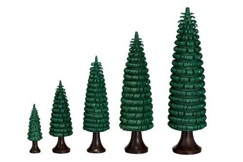 9786041363984: Arbre bagué peu de vert bagué d'arbre d'arbre 4 montagnes de minerai de cm NOUVELLES