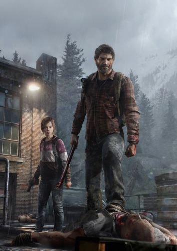 9786041676169: The Last Of Us Poster