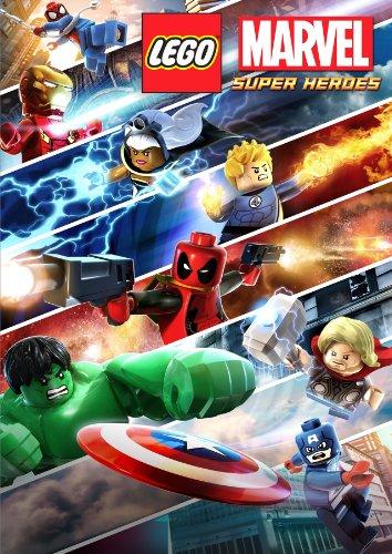 9786041676657: Lego Marvel Superheroes Poster [Importación Inglesa]