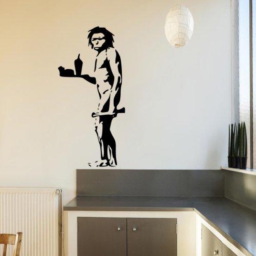 9786041958012: Banksy Takeout la pared del vinilo 55x80