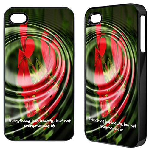 9786041960305: Everything has beauty samsung s3 s4 iphone 4 5 5C 5S ipod 4,5 mini phone cover case (iPhone 5c)