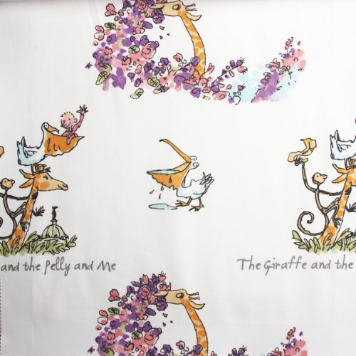 9786042471015: Roald Dahl 100% Cotton The Giraffe and the Pelly and Me - The Giraffe