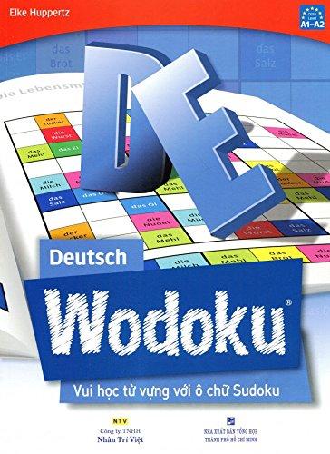 9786045842652: Deutsch Wodoku - Vui Học Từ Vựng Với Ô Chữ Sudoku
