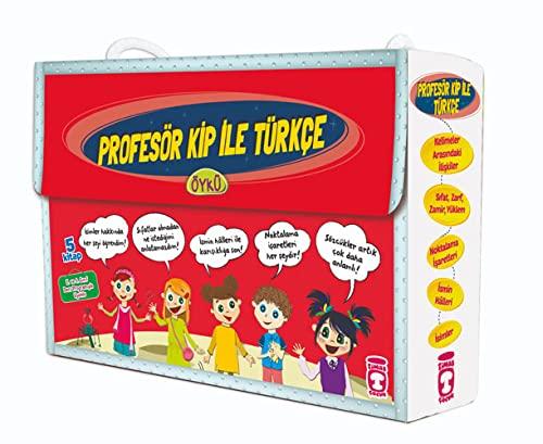 9786050812534: Profesör Kip ile Türkçe - 5 Kitap