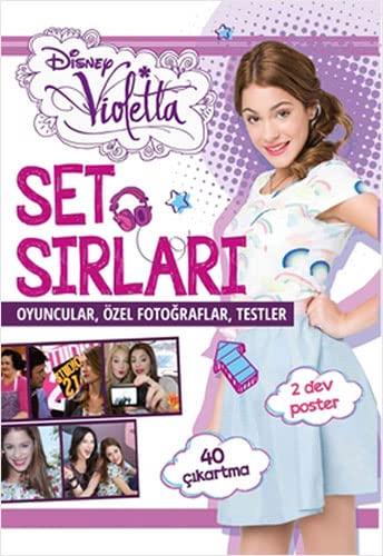 9786050919837: Violetta Set Sirlari