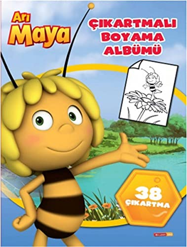9786050920437 Ari Maya Cikartmali Boyama Albumu Abebooks