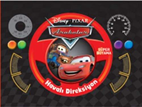 9786050926743: Disney Arabalar Havali Direksiyon Super Boyama