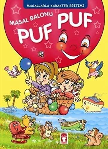 9786051142180: Masal Balonu Puf Puf ( Hardcover )