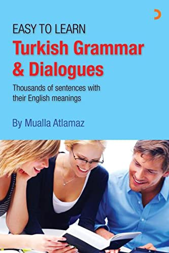 9786051273778: Easy to Learn Turkish Grammar and Dialogues