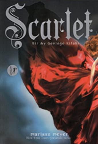9786051425559: Scarlet: Bir Ay Günlüğü Kitabı