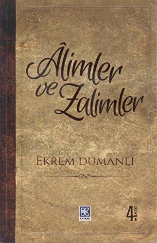 9786051580593: Alimler ve Zalimler