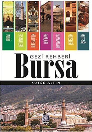 9786051580791: Bursa Gezi Rehberi