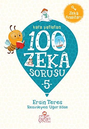9786051621937: Kafa Patlatan 100 Zeka Sorusu - 5