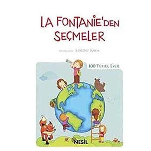 9786051623061: La Fontaine'den Secmeler