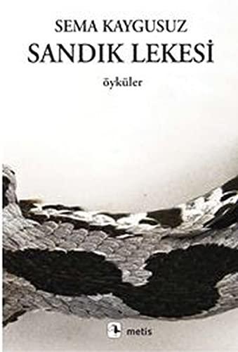 9786053160175: Sandik Lekesi