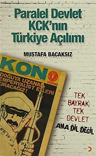 9786053230908: Paralel Devlet KCK'nin Turkiye Acilimi