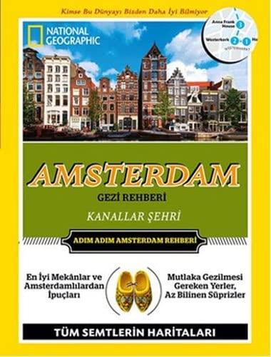 9786053332671: Amsterdam Gezi Rehberi