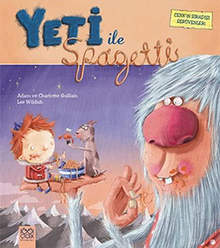9786053411376: Yeti ile Spagetti