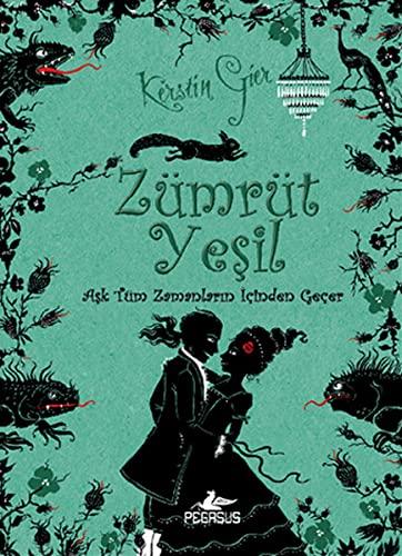 Zumrut Yesil ( Hardcover ): Kerstin Gier