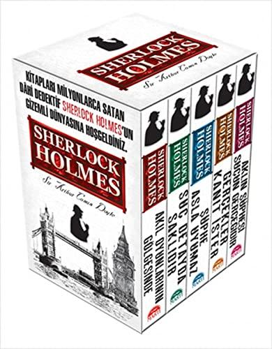 9786053480648: Sherlock Holmes Seti (5 Kitap Takim)
