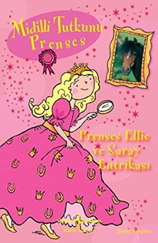 9786053605546: Midilli Tutkunu Prenses- Prenses Ellie ve Saray Entrikasi