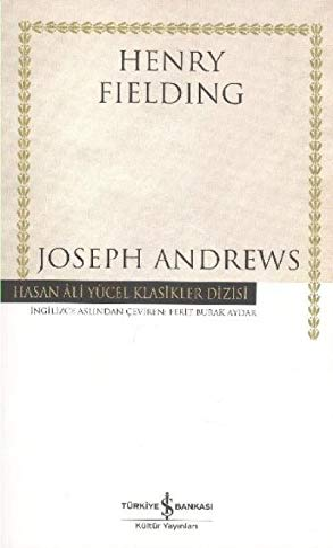 9786053607823: Joseph Andrews: Hasan Ali Yücel Klasikleri