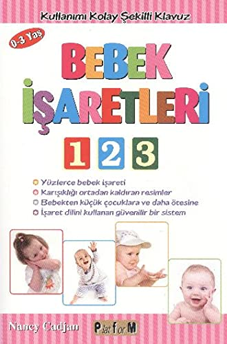 9786053650263: Bebek isaretleri 123 / Kullanimi Kolay sekilli Kilavuz
