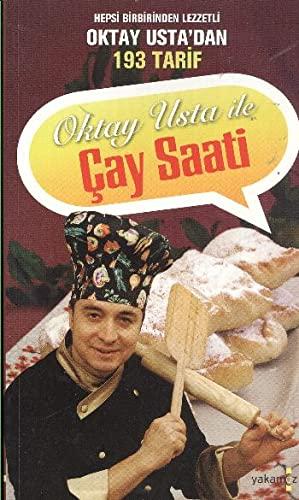9786053843696: Oktay Usta Ile Cay Saati
