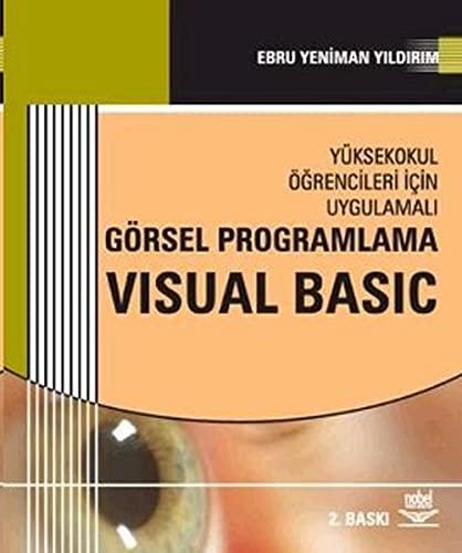 9786053950400: Gorsel Programlama Visual Basic