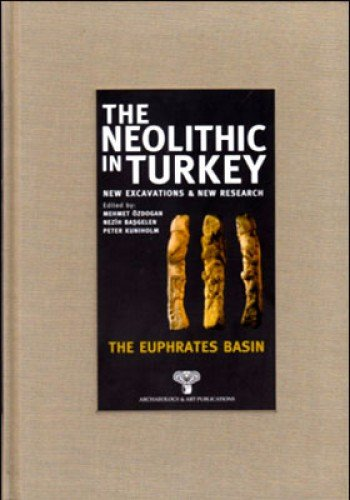 9786053961932: The Neolithic in Turkey: Central Turkey
