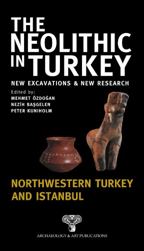The Neolithic in Turkey. New excavations and: OZDOGAN, MEHMET -