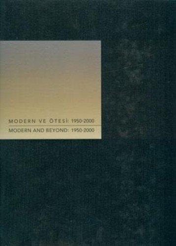 9786053990390: Modern Ve Ötesi 1950-2000