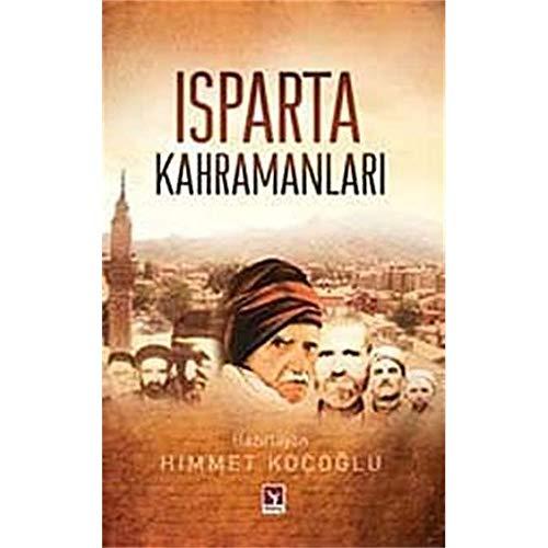 9786054038466: Isparta Kahramanlari