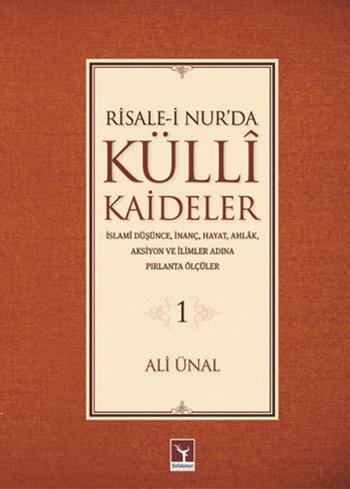 9786054038572: Risale-i Nur'da Kulli Kaideler - 1