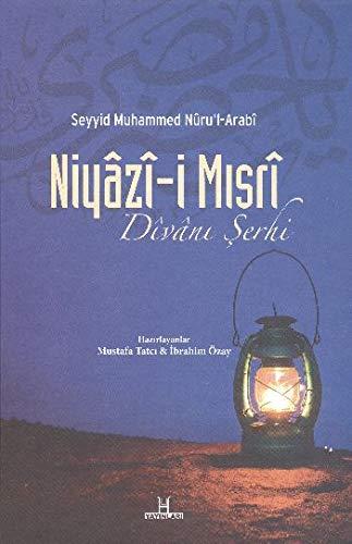 9786054042616: Niyazi - i Misri Divani Serhi