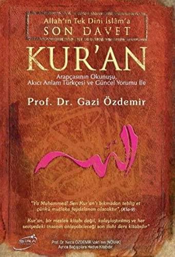 9786054182350: Son Davet Kur'an