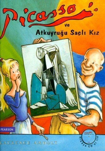 9786054248490: Picasso ve Atkuyrugu Sacli Kiz