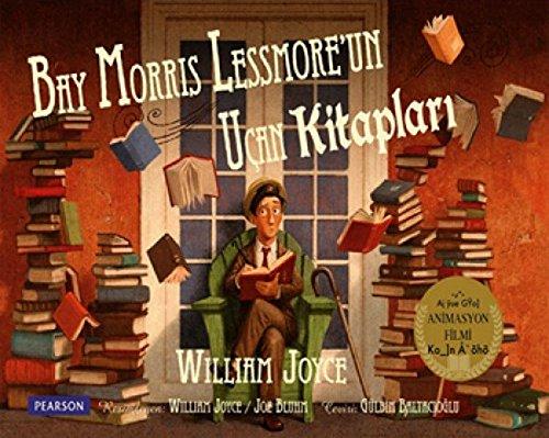 Bay Morris Lessmore'un Ucan Kitaplari: Bluhm, Joe