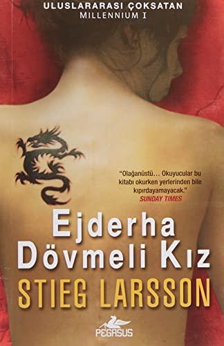 9786054263301: Ejderha Dövmeli Kiz: Millennium Serisi 1.Kitap