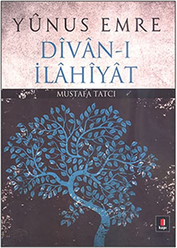 9786054322879: Yunus Emre Divan-&#73&#59; Ilahiyat (ciltli)