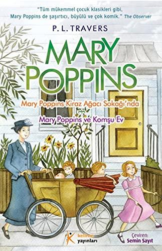 9786054435760: Mary Poppins Kiraz Agaci Sokagi'nda