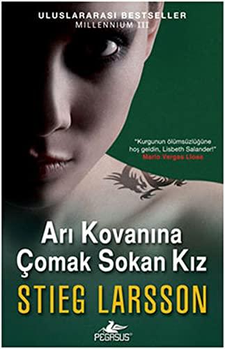 9786054456062: Ari Kovanina Comak Sokan Kiz: Millennium Serisi 3.Kitap