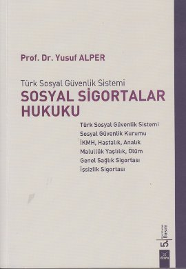 9786054485963: Sosyal Sigortalar Hukuku